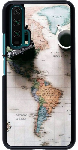 Coque Honor 20 Pro - Travel 01