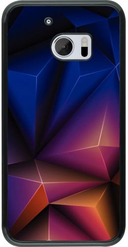 Coque HTC 10 - Abstract Triangles