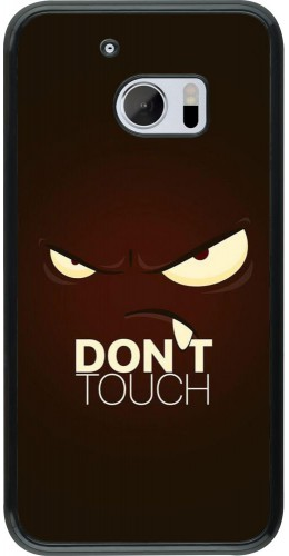 Coque HTC 10 - Angry Dont Touch