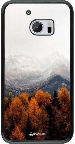 Coque HTC 10 - Autumn 21 Forest Mountain