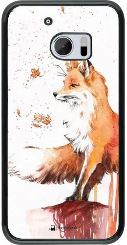 Coque HTC 10 - Autumn 21 Fox