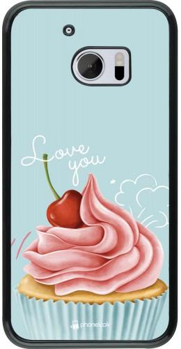 Coque HTC 10 - Cupcake Love You