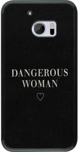 Coque HTC 10 - Dangerous woman