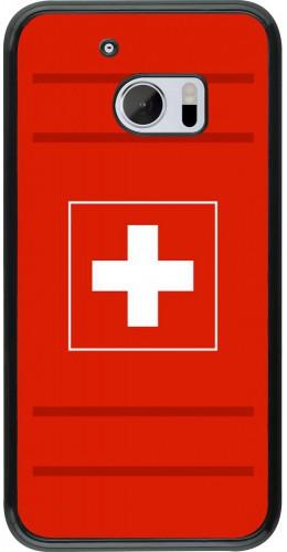 Coque HTC 10 - Euro 2020 Switzerland
