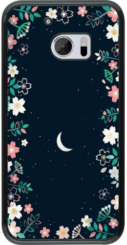 Coque HTC 10 - Flowers space