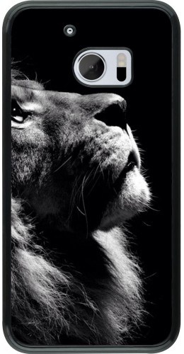 Coque HTC 10 - Lion looking up