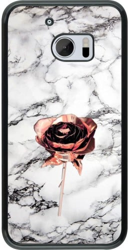 Coque HTC 10 - Marble Rose Gold