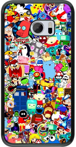 Coque HTC 10 - Mixed cartoons