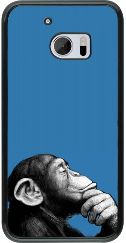 Coque HTC 10 - Monkey Pop Art