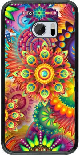 Coque HTC 10 - Multicolor aztec