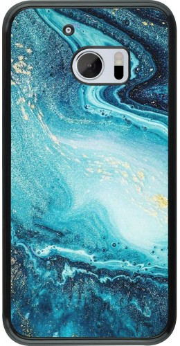Coque HTC 10 - Sea Foam Blue