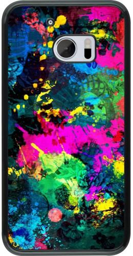 Coque HTC 10 - splash paint