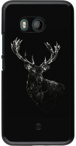 Coque HTC U11 - Abstract deer