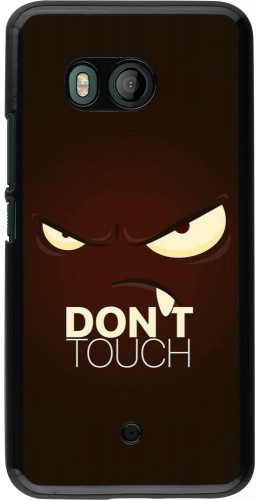 Coque HTC U11 - Angry Dont Touch