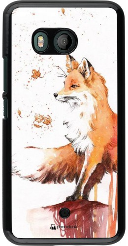 Coque HTC U11 - Autumn 21 Fox