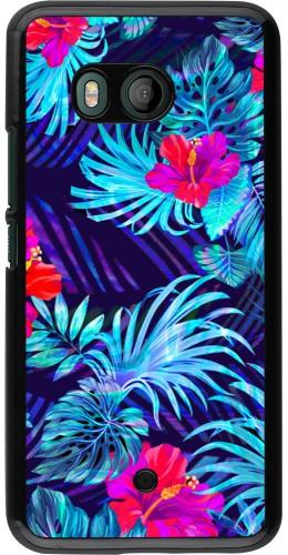 Coque HTC U11 - Blue Forest