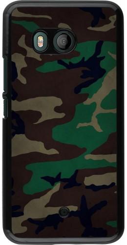 Coque HTC U11 - Camouflage 3