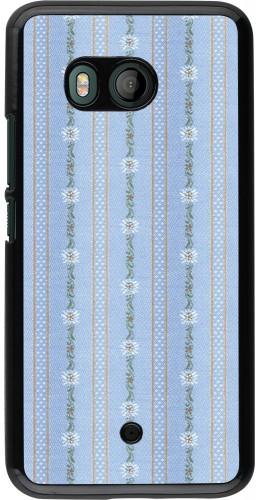Coque HTC U11 - Edelweiss