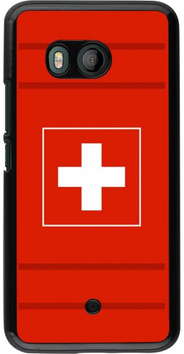 Coque HTC U11 - Euro 2020 Switzerland