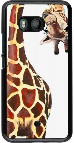 Coque HTC U11 - Giraffe Fit