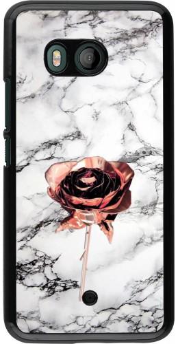 Coque HTC U11 - Marble Rose Gold