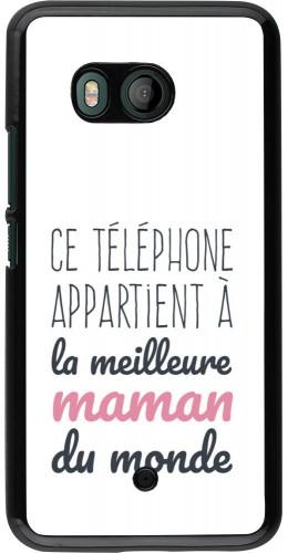 Coque HTC U11 - Mom 20 04