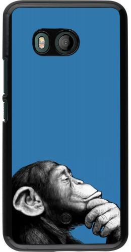 Coque HTC U11 - Monkey Pop Art