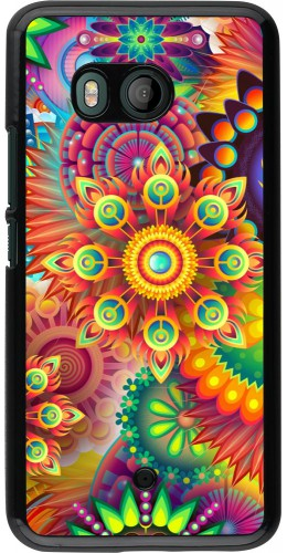 Coque HTC U11 - Multicolor aztec