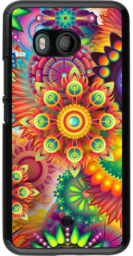 Coque HTC U11 - Multicolor aztec