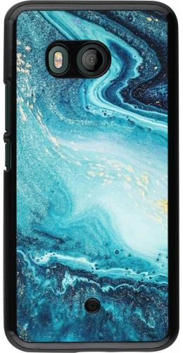Coque HTC U11 - Sea Foam Blue