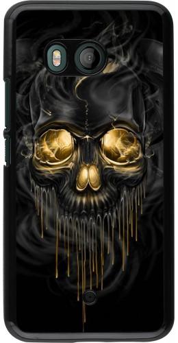 Coque HTC U11 - Skull 02