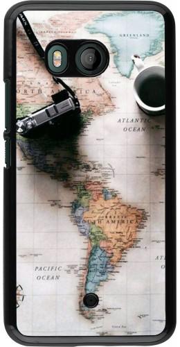 Coque HTC U11 - Travel 01