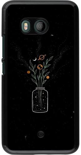 Coque HTC U11 - Vase black
