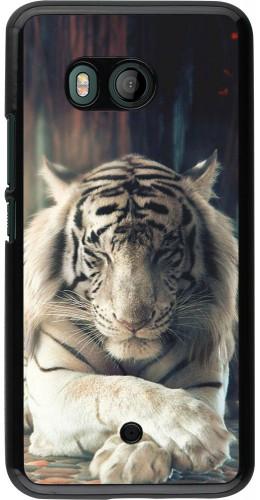 Coque HTC U11 - Zen Tiger