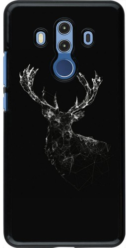 Coque Huawei Mate 10 Pro - Abstract deer