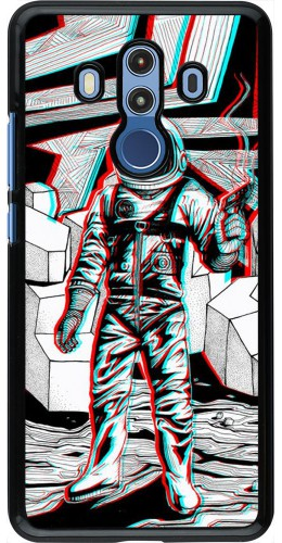 Coque Huawei Mate 10 Pro - Anaglyph Astronaut