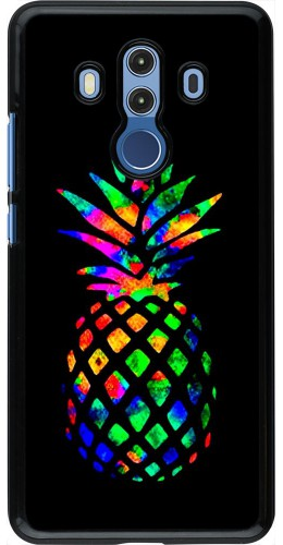Coque Huawei Mate 10 Pro - Ananas Multi-colors