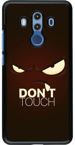 Coque Huawei Mate 10 Pro - Angry Dont Touch
