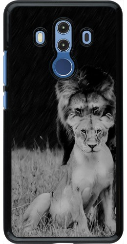 Coque Huawei Mate 10 Pro - Angry lions