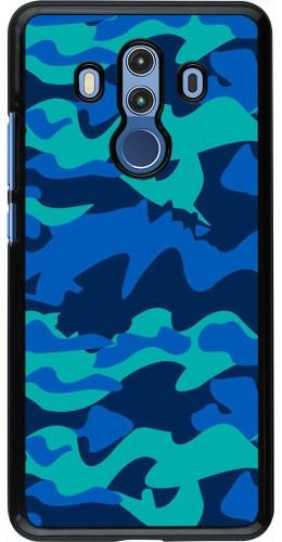 Coque Huawei Mate 10 Pro - Camo Blue