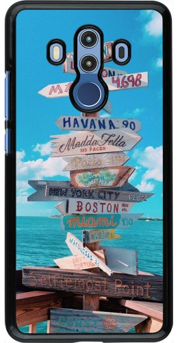 Coque Huawei Mate 10 Pro - Cool Cities Directions