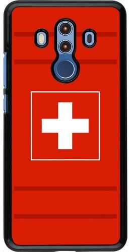 Coque Huawei Mate 10 Pro - Euro 2020 Switzerland