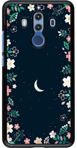 Coque Huawei Mate 10 Pro - Flowers space