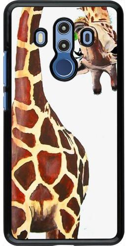 Coque Huawei Mate 10 Pro - Giraffe Fit