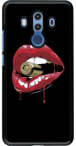 Coque Huawei Mate 10 Pro - Lips bullet