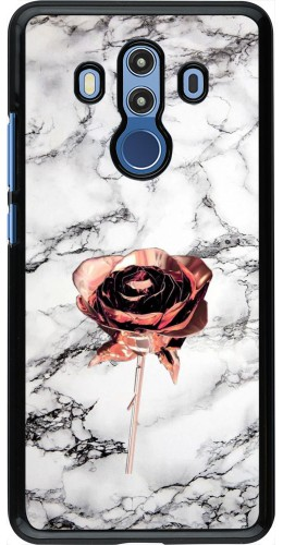 Coque Huawei Mate 10 Pro - Marble Rose Gold