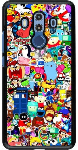 Coque Huawei Mate 10 Pro - Mixed cartoons