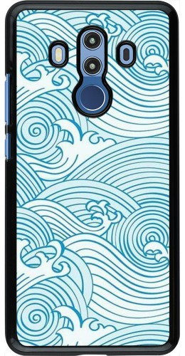 Coque Huawei Mate 10 Pro - Ocean Waves