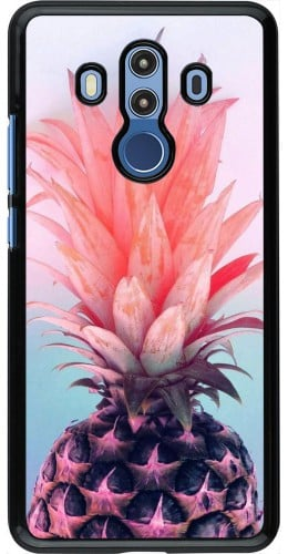Coque Huawei Mate 10 Pro - Purple Pink Pineapple