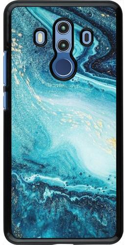 Coque Huawei Mate 10 Pro - Sea Foam Blue
